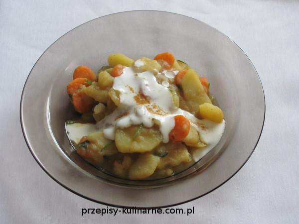 Paprykowe ziemniaki