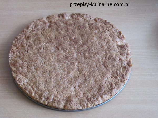 Holenderskie ciasto maślane